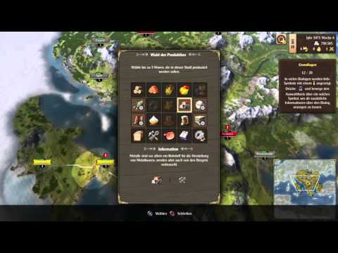 Grand Age Medieval DE (Part 1)  