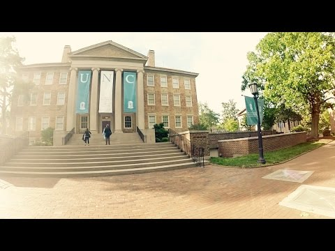 UNC Series: Around Campus