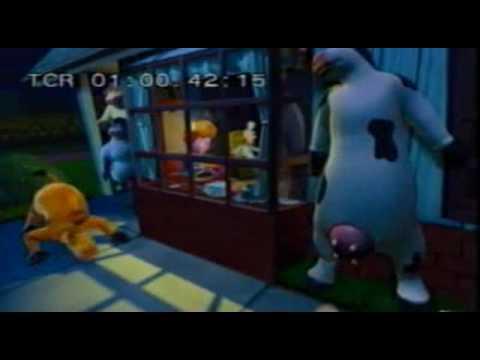 Trailer do filme Nem Que a Vaca Tussa