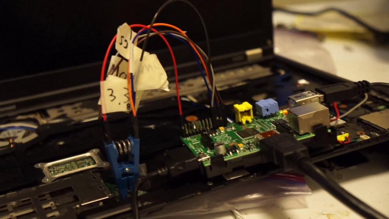 How to coreboot your X220 (seabios + vgabios & me cleaner)
