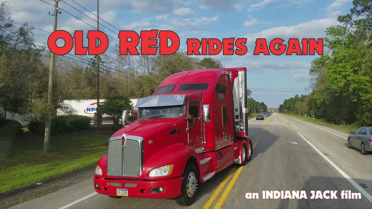old-red-rides-again