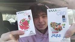 Hempzilla Pods CBD Review & Unboxing #CBD #DonnySmokes #HEALTH