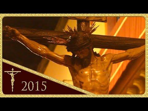 Santísimo Cristo del Calvario - Hdad. del Calvario (Semana Santa Sevilla 2015)