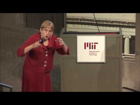 "2012 Killian Lecture: JoAnne Stubbe, ""Freeing Radicals from Their Negative Connotations"""