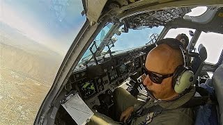 C-17 Globemaster III Air-to-Air Refueling Mission (Tactical Takeoff/Landing)