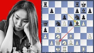 How to crush the King's Indian - Lei Tingjie vs Assaubayeva  | World Team Championship 2019