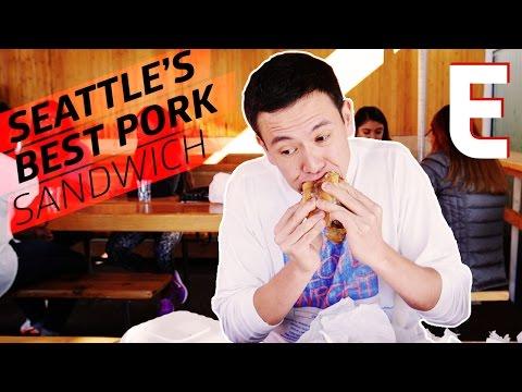 Un Bien vs. Paseo: The Great Seattle Pork Sandwich Debate — Dining on a Dime