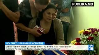 DURERE FĂRĂ MARGINI. Copiii care au murit în accidentul din România au fost îngropaţi