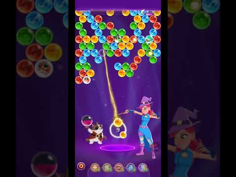 Bubble Witch 3 Saga Level 1301 ~ No Boosters