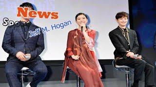 """女優・芳根京子(20)が11日、都内で、主演するフジテレビ系の""""月9..."""