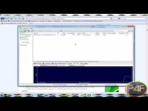 How to download and burn a Windows 7 recovery disc to cd