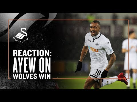 Reaction: Ayew on Wolves win