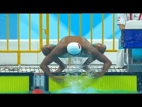 Final Renang CIMB Niaga Indonesia Open Aquatic Championship 2017