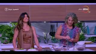 السفيرة عزيزة - الفقرة الرابعة مع مطبخ بيت السفيرة