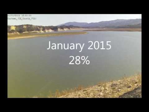 Lake Cachuma - Santa Barbara County Flood Control Camera