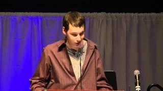 Kevin Schlung acceptance speech 2012