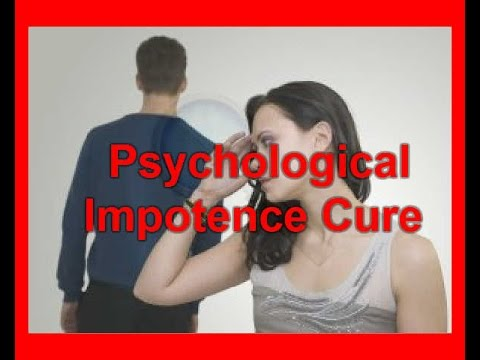 What Are The Psychological Effects Of Erectile Dysfunction (ED) |  Psychological Impotence Cure