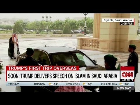 President Trump to Deliver Speech on Islam