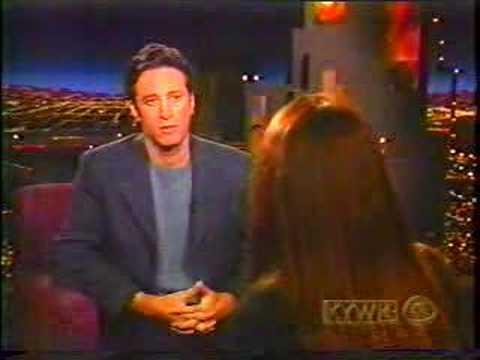 Jon Stewart (Oct-96) Salma Hayek #4