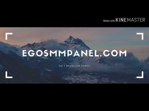 Live Chat Feature In EGOSMMPANEL || How To Promote Social Media Accounts