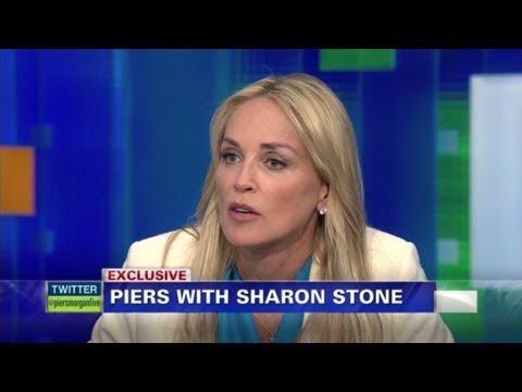 Sharon Stone on Miley Cyrus