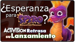 ¿Esperanza para Spyro Trilogy? Activision retrasa 2 meses su lanzamiento