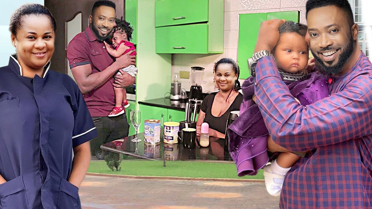 Download How The Billionaire Single Father Fell In-Love With His Baby Nanny-Fredrick Leonard/Uju 2021 Movie