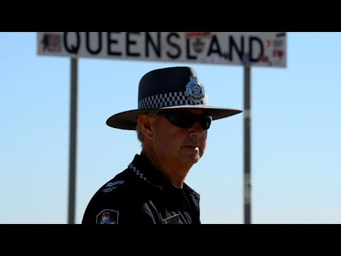 Crikey, mate! Aussie cop's beat is size of UK