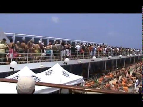 Crucero Venecia a Buenos Aires