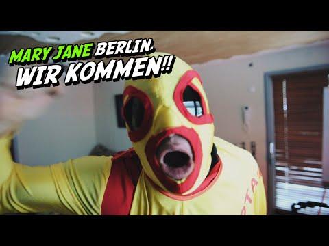 Captain Mittelstrahl kommt auf die Mary Jane Berlin!