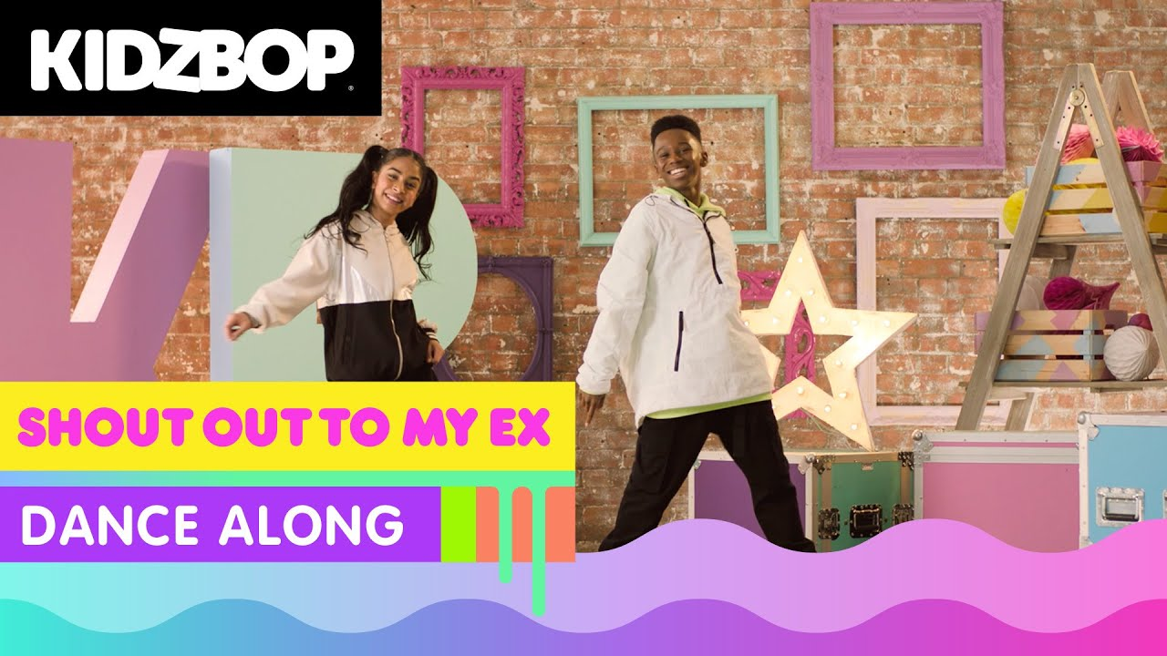KIDZ BOP Kids - Shout out to My Ex (Dance Along)