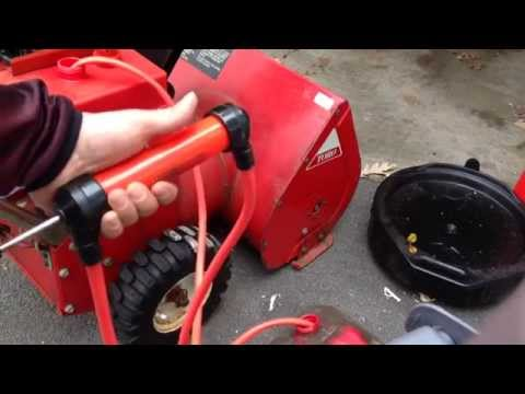 Remove Gas The Easy Way With A Fuel Transfer Pump