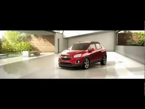 Petit Suv Urbain Chevrolet Trax Youtube