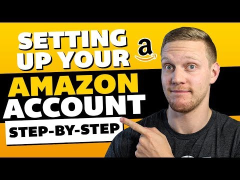 Making An Amazon Seller Central Account Tutorial (Step By Step 2019)