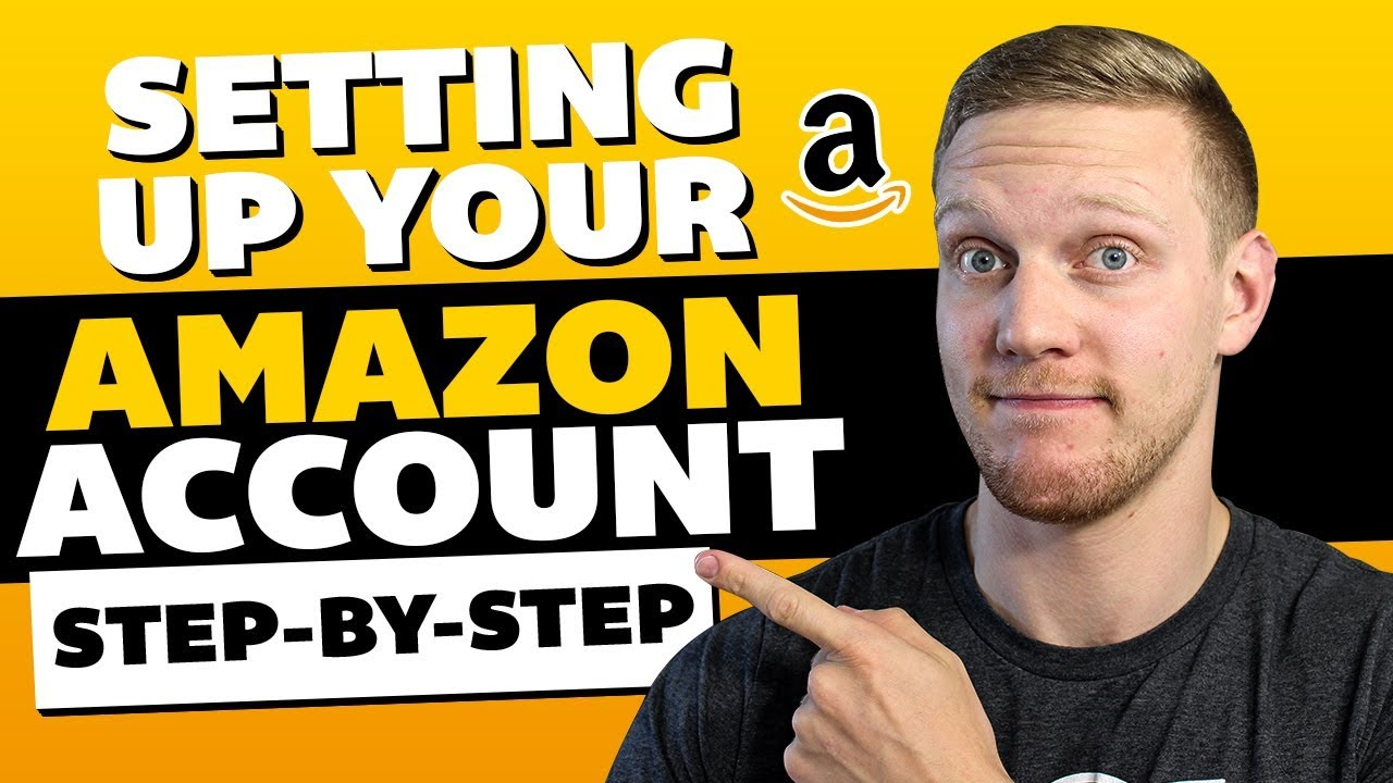 Making An Amazon Seller Central Account Tutorial (Step By Step 2020)