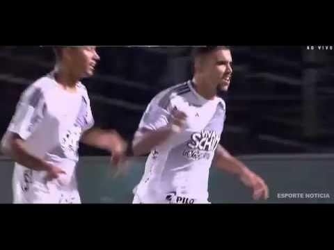 Botafogo 1 X 1 Ponte Preta - Gols -  Brasileirão 2016