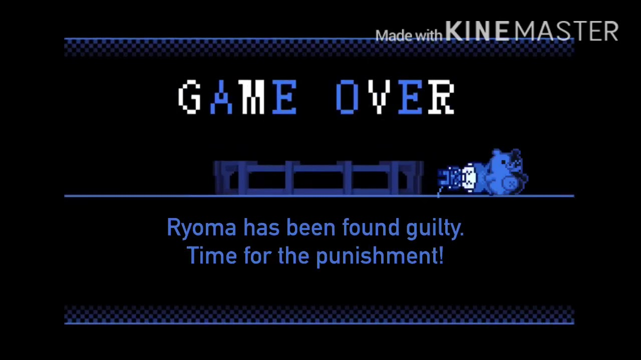 Danganronpa The All Stars Character Fanmade A Game Over Recreation With Ryoma Hoshi Form Chapter 1 Youtube Never miss another show from ryoma hoshi. danganronpa the all stars character fanmade a game over recreation with ryoma hoshi form chapter 1
