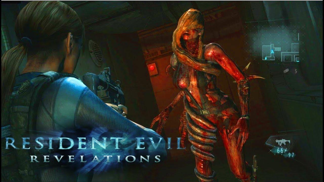 Resident Evil Revelations Kapitel