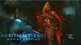 Resident Evil Revelations / Biohazard Revelations Gameplay PC 2013 (Assault Mode)