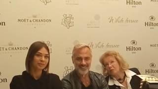 Танцующий миллионер Джанлука Вакки посетил Украину