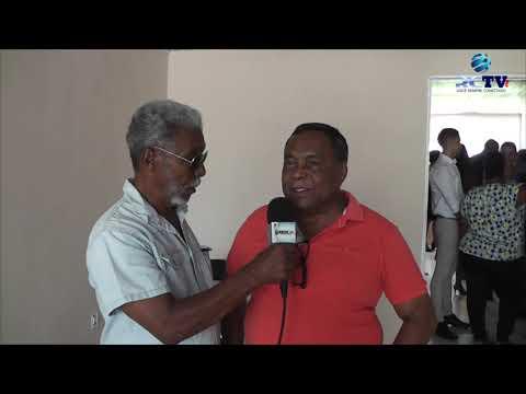 ENTREVISTA COM EVANDRO ALMEIDA - INAUGURAÇÃO DA ESCOLA DE GOVERNO
