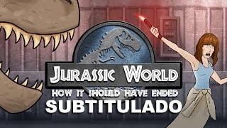 How Jurassic World Should Have Ended Subtitulado Espanol Latino