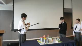 Publication Date: 2017-06-12   Video Title: 模型設計中學組 - (第十二組)靈糧堂劉梅軒中學