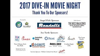 DIVE IN MOVIE NIGHT 2017
