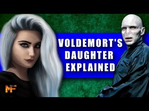 The Life of Delphi Diggory (Voldemort's Daughter Explained)