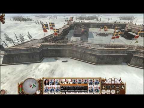 Empire TW Netherlands Darth Mod Part 7: Hello Stockholm