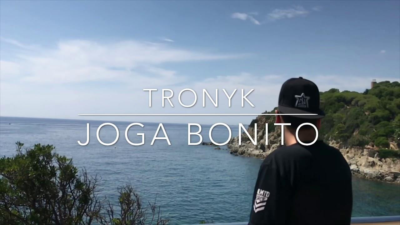 Download TRONYK - JOGA BONITO (INÉDITO 2018) [Beat by iDerck Beats]
