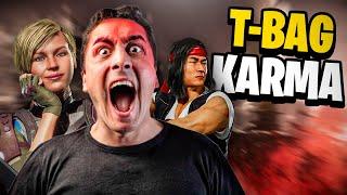 😭 SE ME DAÑA el PC, ME HACE T- BAG, LO HUMILLO Y SE VA LLORANDO ... (MUY EPICO) - Mortal Kombat 11