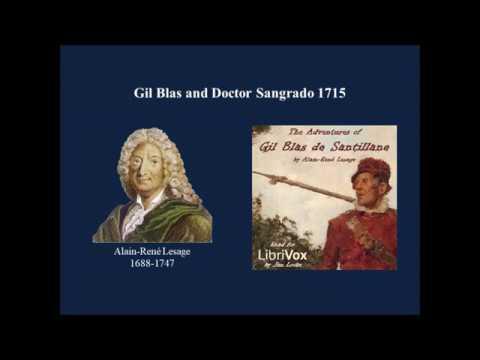 Gil Blas and Doctor Sangrado by Alain René Le Sage 1688 -1747