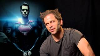 Zack Snyder Wants To Direct Jor-el & Zod: The Younger Years - Man Of Steel
